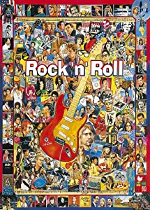 Gibsons Games Rock and Roll - Puzzle (1000 Piezas)