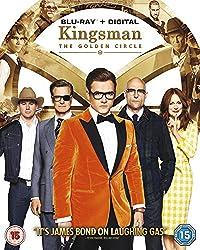 Kingsman: The Golden Circle [Blu-ray + Digital HD] [2017]