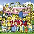 Simpsons Kalender 2004