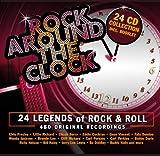 """""""Rock Around the Clock""""  480 Originalaufnahmen Von 24 Rock & Roll Legenden -"""