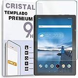 "REY Protector de Pantalla para Lenovo Tab M10 10.1"" 2018 TB-X505F TB-X505L - SMART TAB M10 HD 10.1"" 2020, Cristal Vidrio Temp"