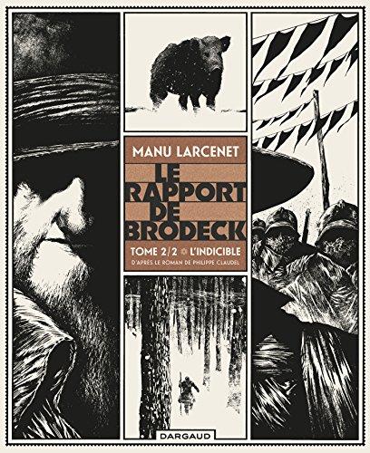Rapport de Brodeck (Le) - tome 2 - Indicible (L') par Larcenet Manu