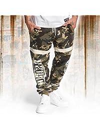 Yakuza Pantalones de Hombre Calavera Jogger Job 11028(camuflaje), camuflaje, medium