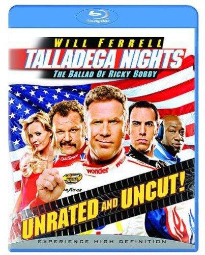 Talladega Nights: The Ballad Of Ricky Bobby [Edizione: Regno Unito]