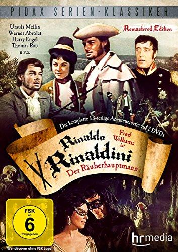 Der Räuberhauptmann (2 DVDs)