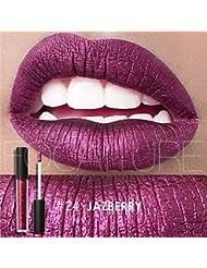 URSING Nouveau rouge à lèvres Fashion Longlasting Lipstick Cosmétiques Femmes Sexy Lèvres Rouge à lèvres New York...