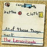 Car Button Cloth (Deluxe Edition)