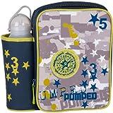Decor Kinder Lunch-Tasche inkl. Wasserflasche, Motiv Paintball, mehrfarbig