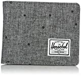 immagine prodotto Herschel Roy Coin Wallet Scattered Raven Crosshatch None