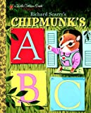 Richard Scarry's Chipmunk's ABC (Little Golden Book) (English Edition)