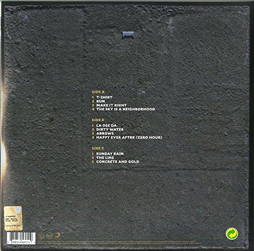 Concrete And Gold [2 LP]