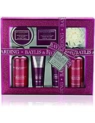 Baylis & Harding PLC Tray Set Coffret Cadeau Midnight Fig/Pomegranate
