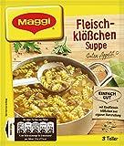 Maggi Guten Appetit Fleischklößchen Suppe, 60 g