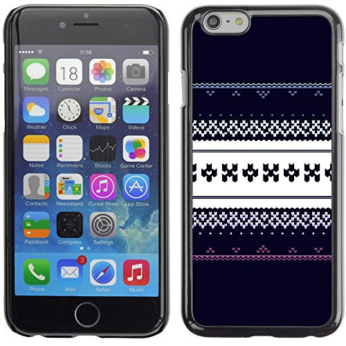 Graphic4You WHITE WOOD PATTERN HARD CASE COVER FOR APPLE iPhone 6 Plus Design #18