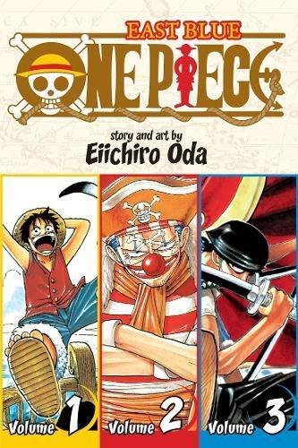 One Piece (3-in-1 Edition) Volume 1 (One Piece (Omnibus Edition))