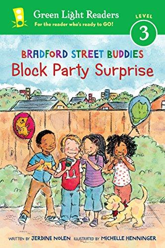 Bradford Street Buddies: Block Party Surprise (Green Light Readers Level 3) (English Edition)