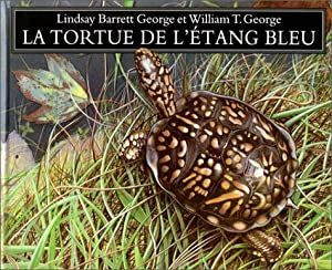 "Afficher ""La tortue de l'étang bleu"""