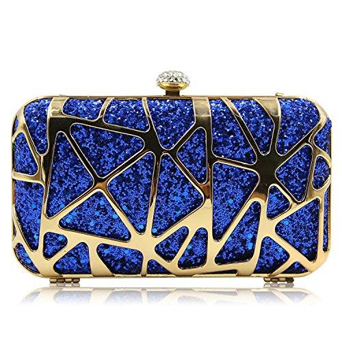 MOGOR, Poschette giorno donna blu Blue medium Blue