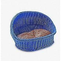 Pet Nest Cuccia Cat Nest Weave Culla Del Nido, Due Colori Sono Disponibili ( colore : A , dimensioni : S. )