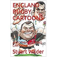 ENGLAND RUGBY CARTOONS: Celebrity and Other Sporting Cartoons