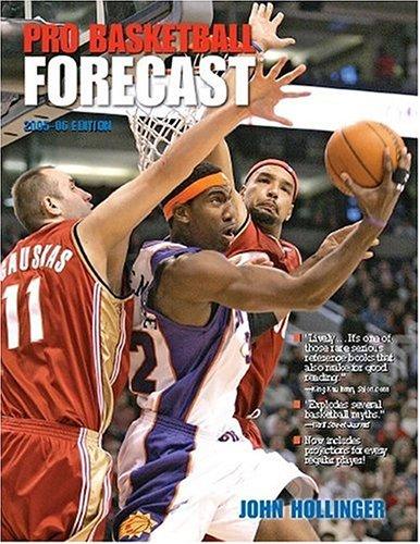 Pro Basketball Forecast