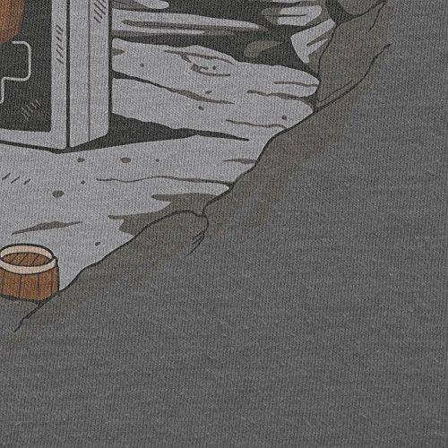 Texlab–Donkey Odyssey–sacchetto di stoffa Grau