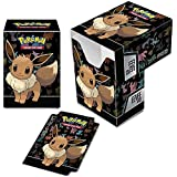 Pokemon Eevee Full-View Deck Box Evoli