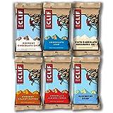 Clif Bar Energieriegel Variation, 6er Pack (6 x 68 g)