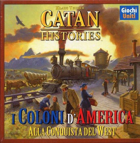 Giochi Uniti–Catan Histories: Die Siedler von Amerika
