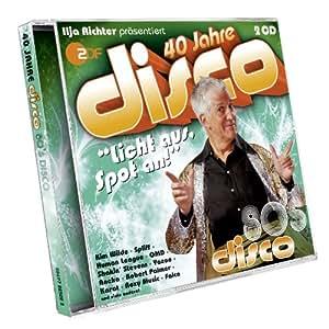 40 Jahre Disco: 80's Disco