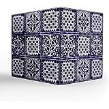 "NISH! Moroccan Tea Light Candle Holder | Acrylic Tea Light Candle Holder (Transluscent Acrylic, Large - 7.5"" Cube, 1 Piece)"