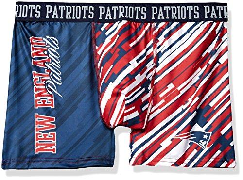 FOCO NFL Wordmark Underwear, Herren, Teamfarbe, Medium