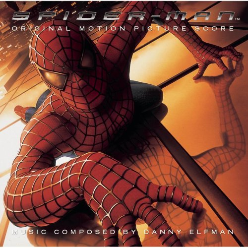 Click for larger image of Spider-Man (Original Motion Picture Score)