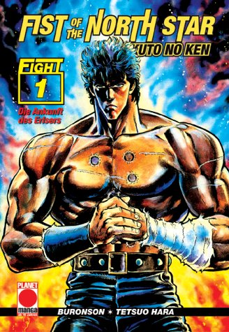 Fist of the North Star 01.
