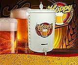Hoppy Fermentatore 55 Litri Birra Ermetico Completo Unico Nel Web Prezzo Speciale!