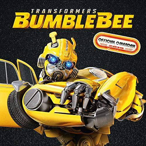 Transformers Bumblebee Official 2019 Calendar - Square Wall Calendar Format par Transformers Bumblebee