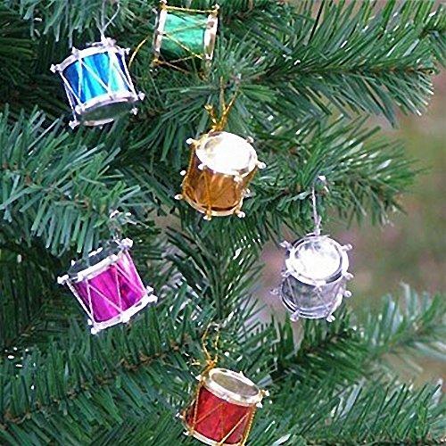 rowzy-tm-snare-drum-weihnachten-ornament-12-set-drum-mini-weihnachten-ornament-farbige-musik-urlaub-