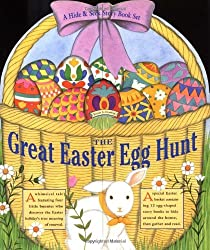The Great Easter Egg Hunt by Mary Packard (1998-01-01)