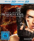 Resident Evil: The Final Chapter  (+ Blu-ray) [Limited Edition]