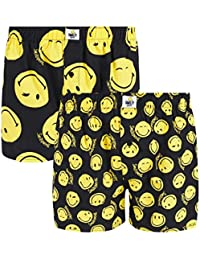Pomm'poire - Lot de 2 boxers Spotty by Smiley - Homme