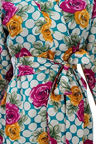 Bimba Frauen kurze Robe Braut immer bereit Brautjungfer Geschenk Roben Rosa Und Lila