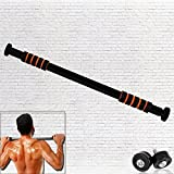 Exercise Door Bar Pull Chin Up Home Gym Fitness Strength Training workout 100cm