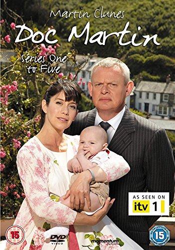 Doc Martin: Series 1-5 [10 DVDs] [UK Import]