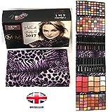 Beauty - Kit completo de belleza de 197 piezas con 187 colores de...