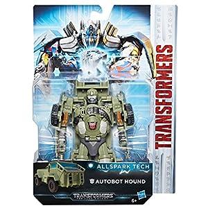 Hasbro C3418EU40 Transformers 5 - Figura Allspark Hound