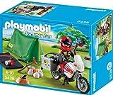 Playmobil 5438 - Motorrad-Camper