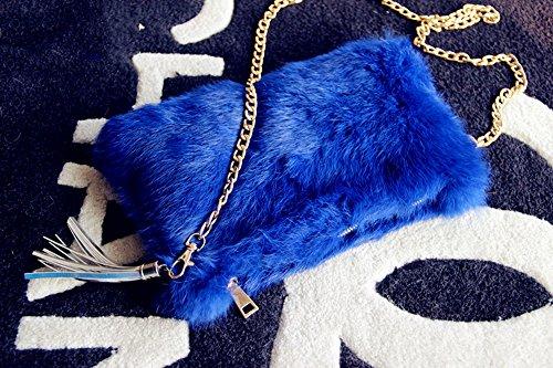 Altro, Damen Clutch S Blau
