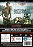 Tomb Raider [DVD] [2018] only £9.99 on Amazon