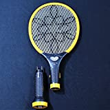 Felcon Mosquito Racket/Mosquito Killer Bat with Detachable Torch (Color May Vary)
