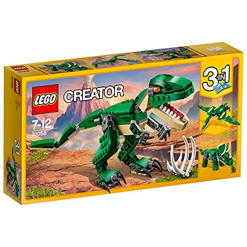 "Image of LEGO 31058 ""Mighty Dinosaurs"" Building Toy"
